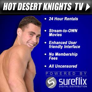 HOT DESERT KNIGHTS TV